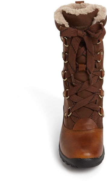 Shop timberland women's winter boots don t let blizzards and showers