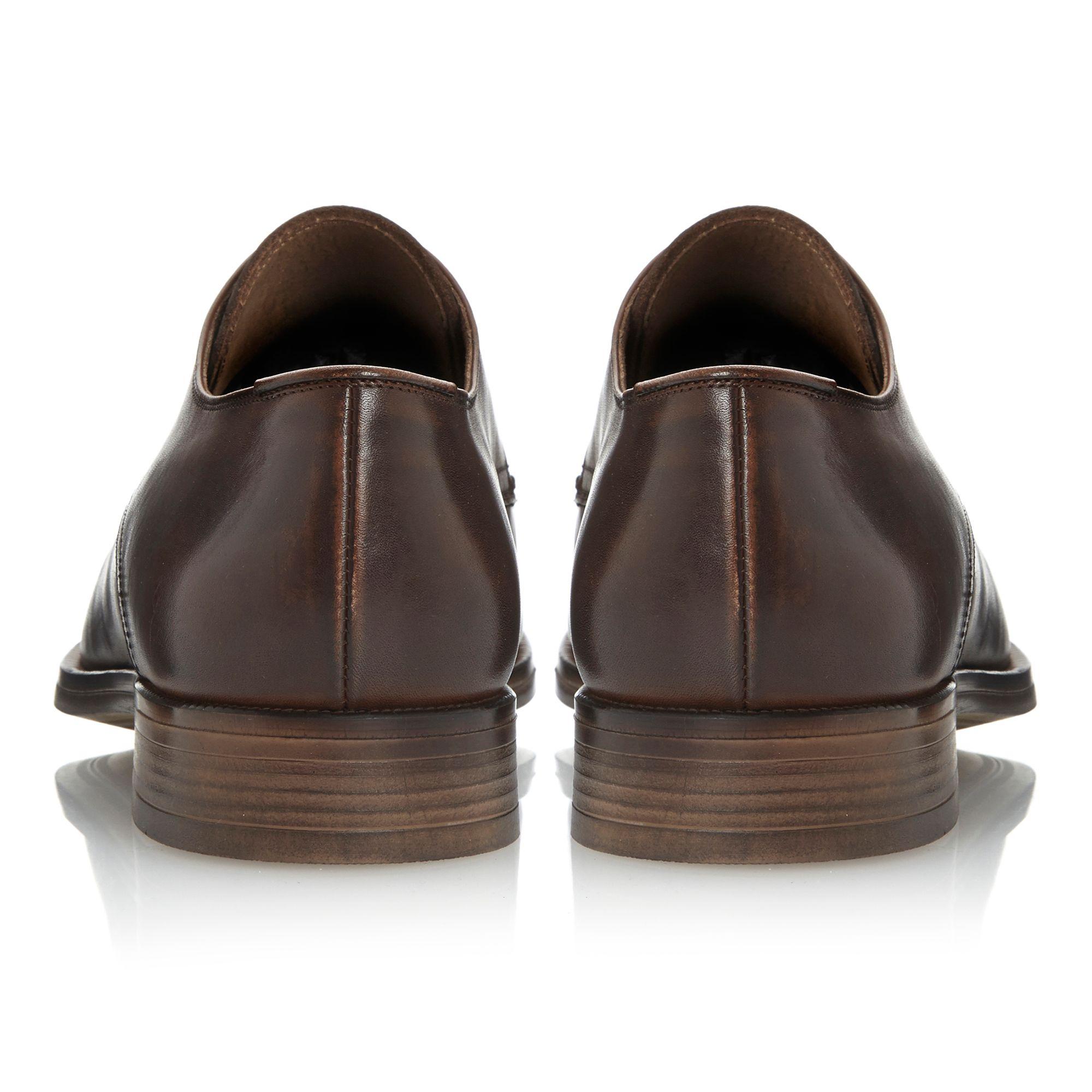 Roland Cartier Leather Cornhill Heavy Toecap Casual in Tan (Brown) for Men