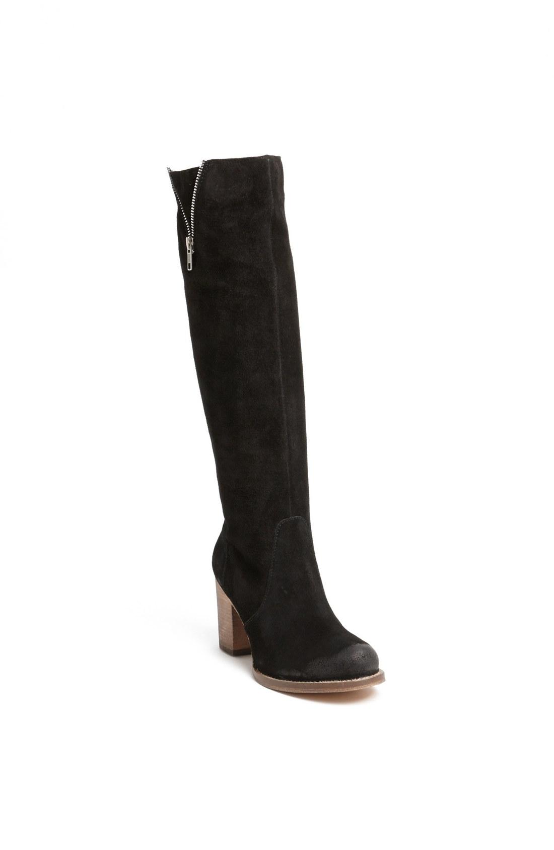 charles by charles david libre boot in black black