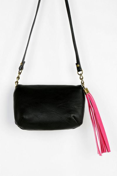 Urban Outfitters Ecote Tassel Crossbody Bag 3