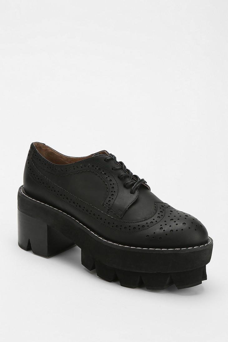 Urban Outfitters Jeffrey Campbell Hoppus Extreme Tread