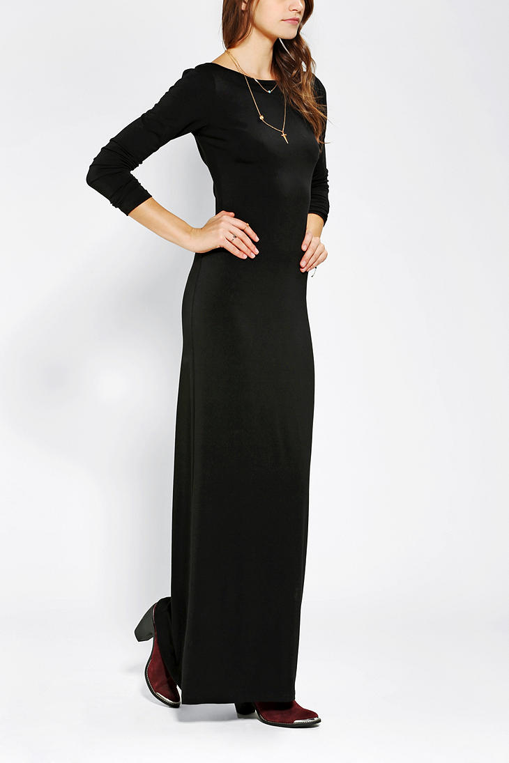 Lyst Urban Outfitters Sparkle Fade Lattice Back Long