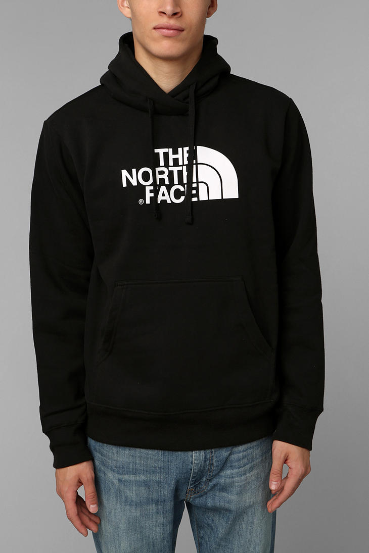 Urban Outfitters The North Face Half Dome Pullover Hoodie Sweatshirt ... 697aed4a85bf