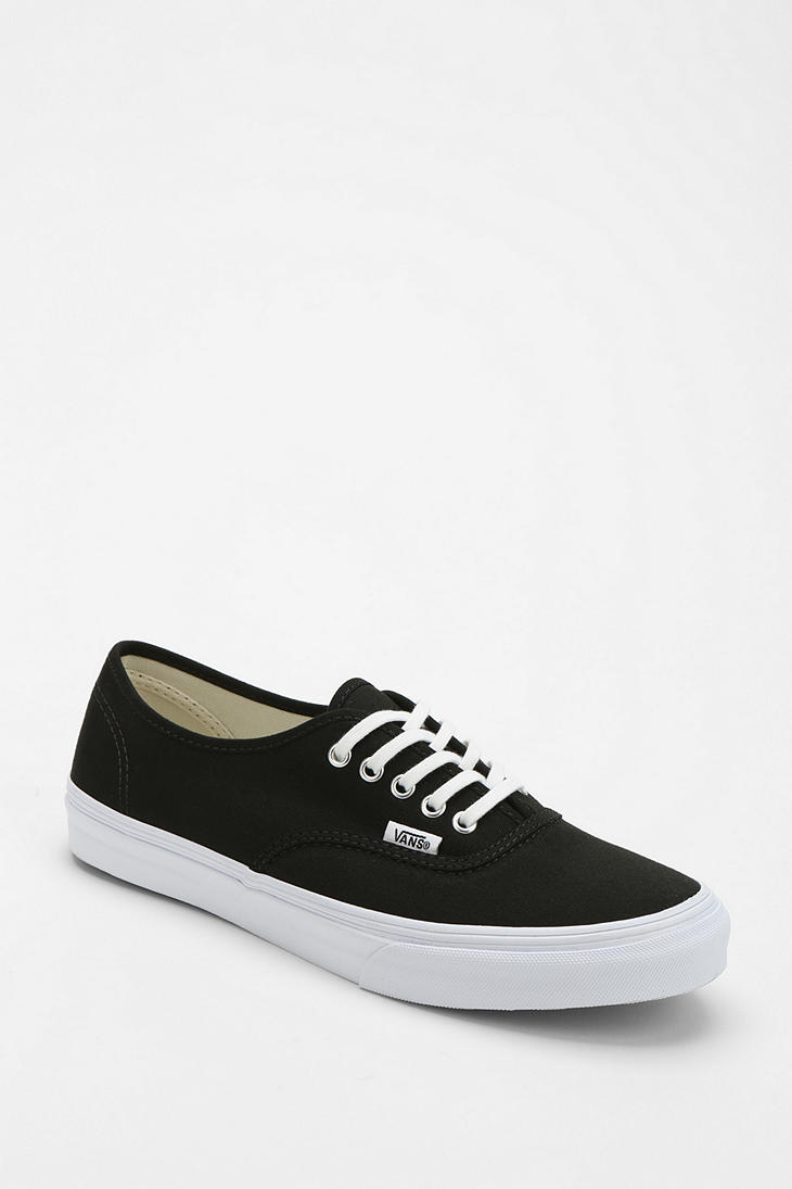 ae31d1e2ad4be Lyst - Urban Outfitters Authentic Slim Womens Sneaker in Black