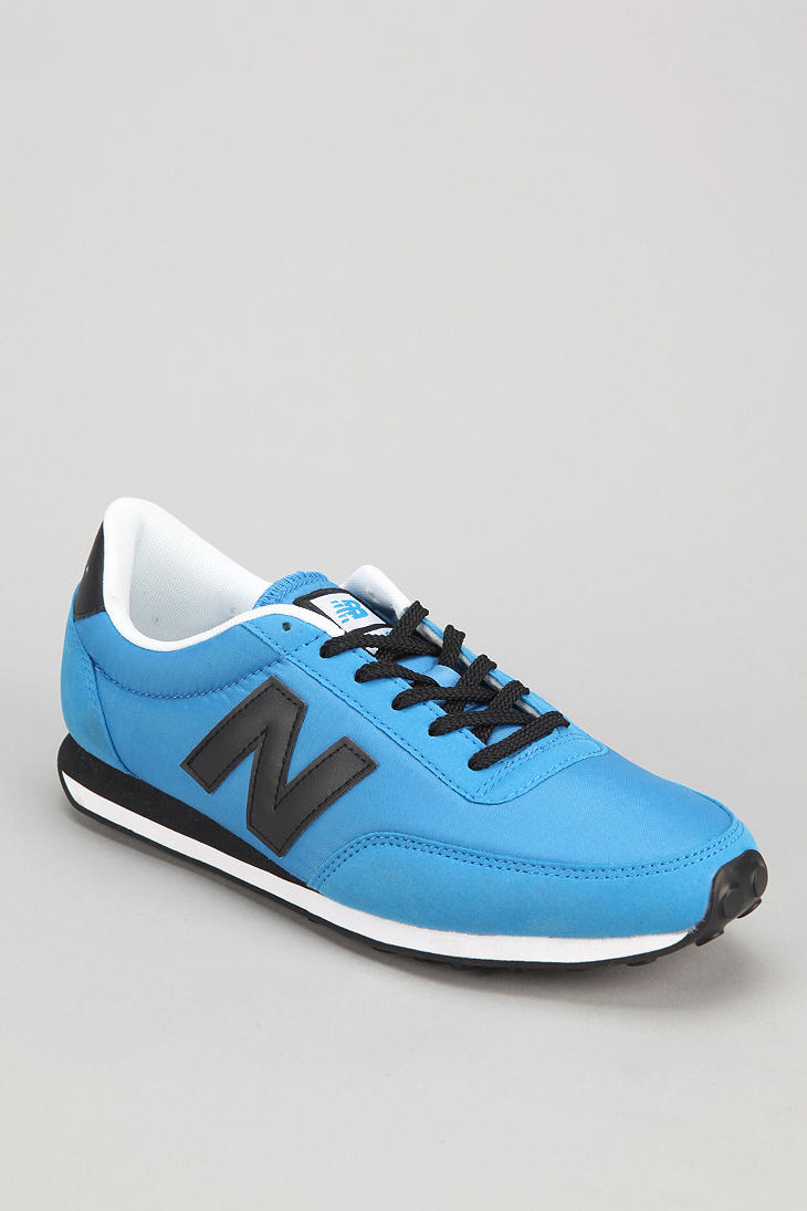 Urban Outfitters New Balance 410 Nylon Sneaker in Blue for Men | Lyst