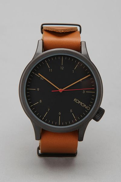 outfitters komono magnus in brown for