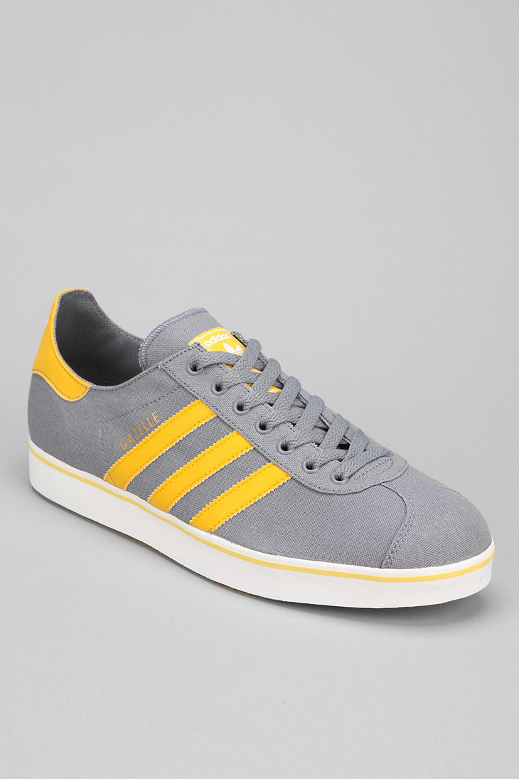 wholesale dealer 602ec e1013 Lyst - Urban Outfitters Adidas Gazelle Rst Canvas Sneaker in