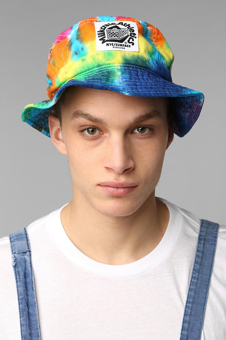 Lyst - Urban Outfitters Bucket Hat for Men 9092b5d5ac9