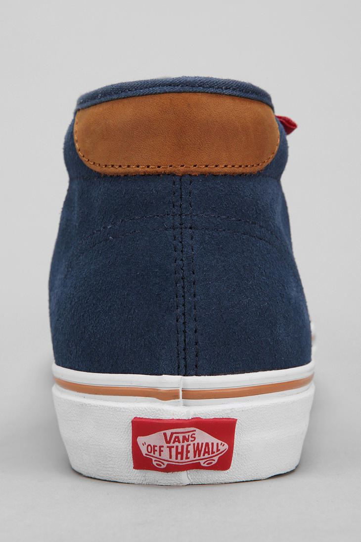 906be29594 Lyst - Urban Outfitters Vans 69 Chukka Boot in Blue for Men