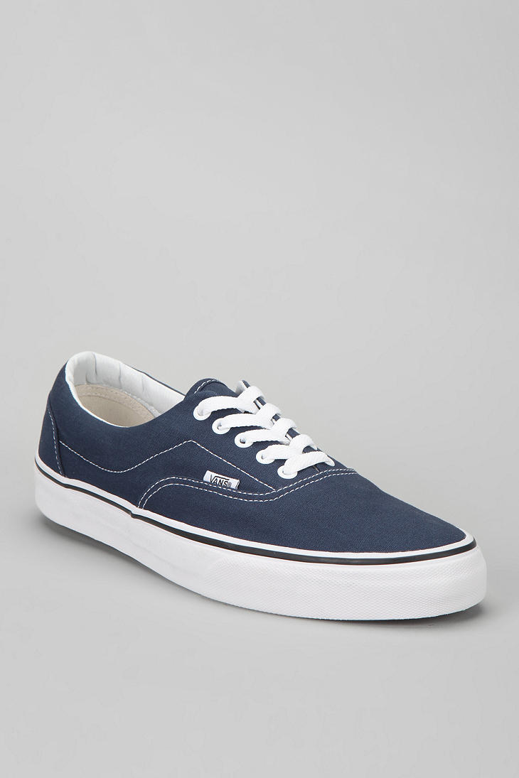 51f7b64596 Lyst - Vans Original Classic Era Canvas Sneaker in Blue for Men