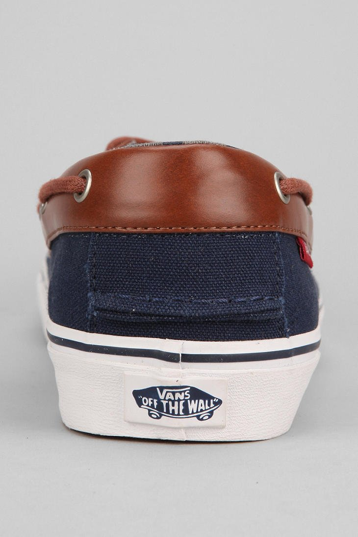 Sneaker Urban Zapato Lyst Outfitters Vans Barco Blue Mens In Del 1R6gxq0wx