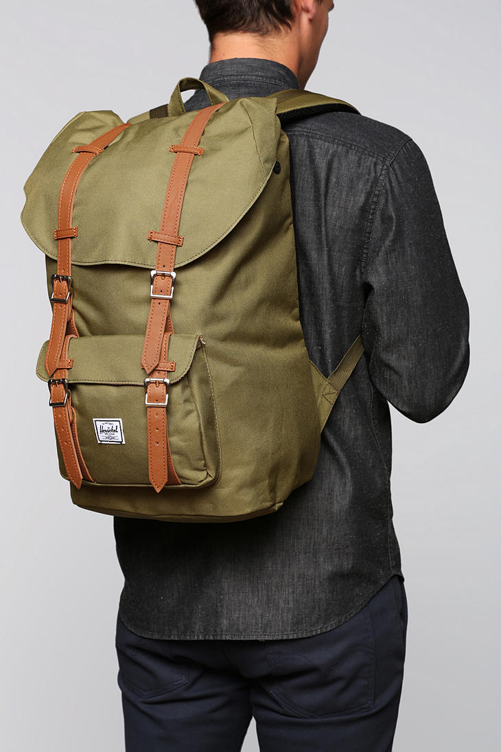Gallery. Previously sold at  Urban Outfitters · Women s Herschel Little  America ... 4bf50da7e9c3a