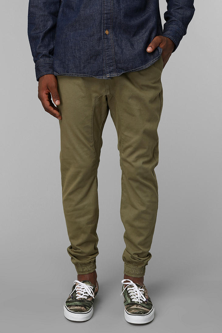 Lyst Urban Outfitters Zanerobe Sure Shot Fawn Chino