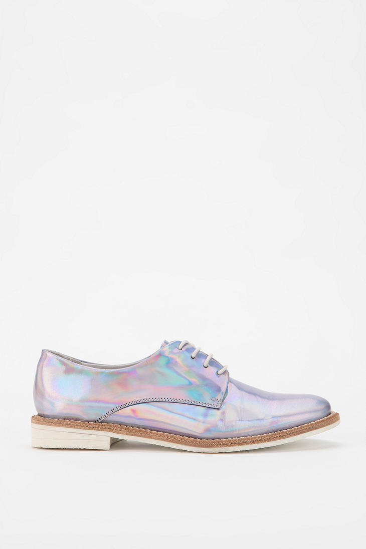 Beautiful Urban Outfitters Womens Walter Leather Oxford Shoes Nude 10 NWB  EBay