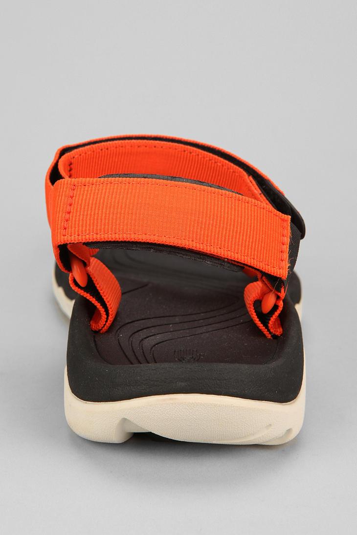 e19ac9c97b22 Lyst - Urban Outfitters Teva Hurricane Xlt Sandal in Orange for Men