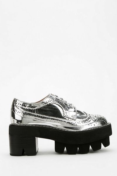 Jeffrey Campbell Womens Oxford Shoes Size