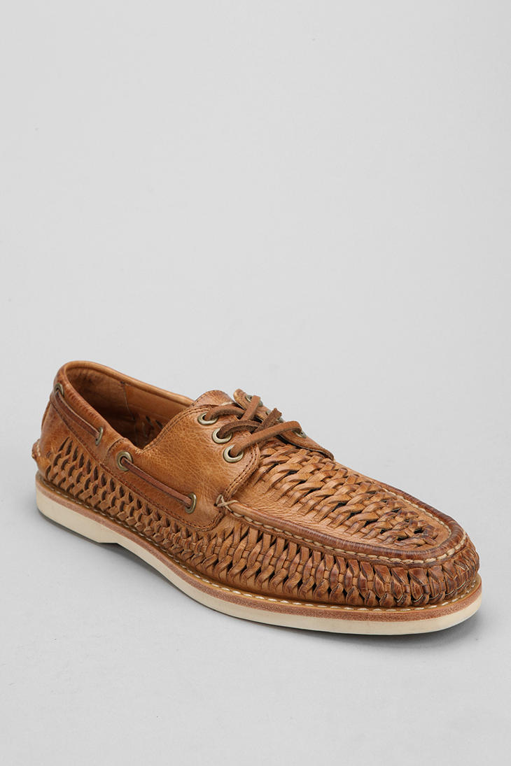 Leather Boat Shoes With Jeans