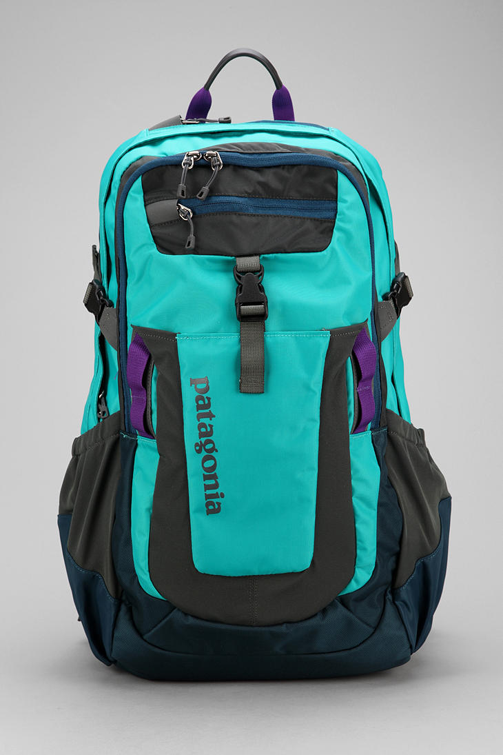 Lyst Urban Outfitters Patagonia Fuego Backpack In Blue
