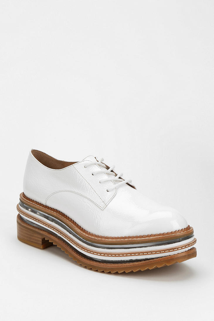 Urban Outfitters Jeffrey Campbell Jagger Platform Oxford