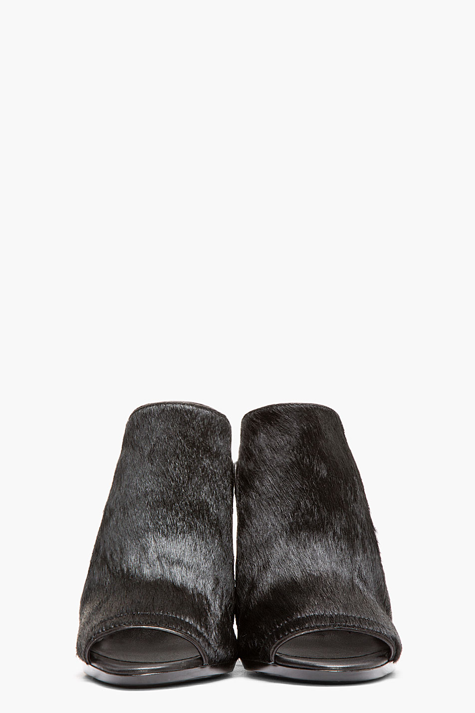 3.1 Phillip Lim Pony-hair Mule