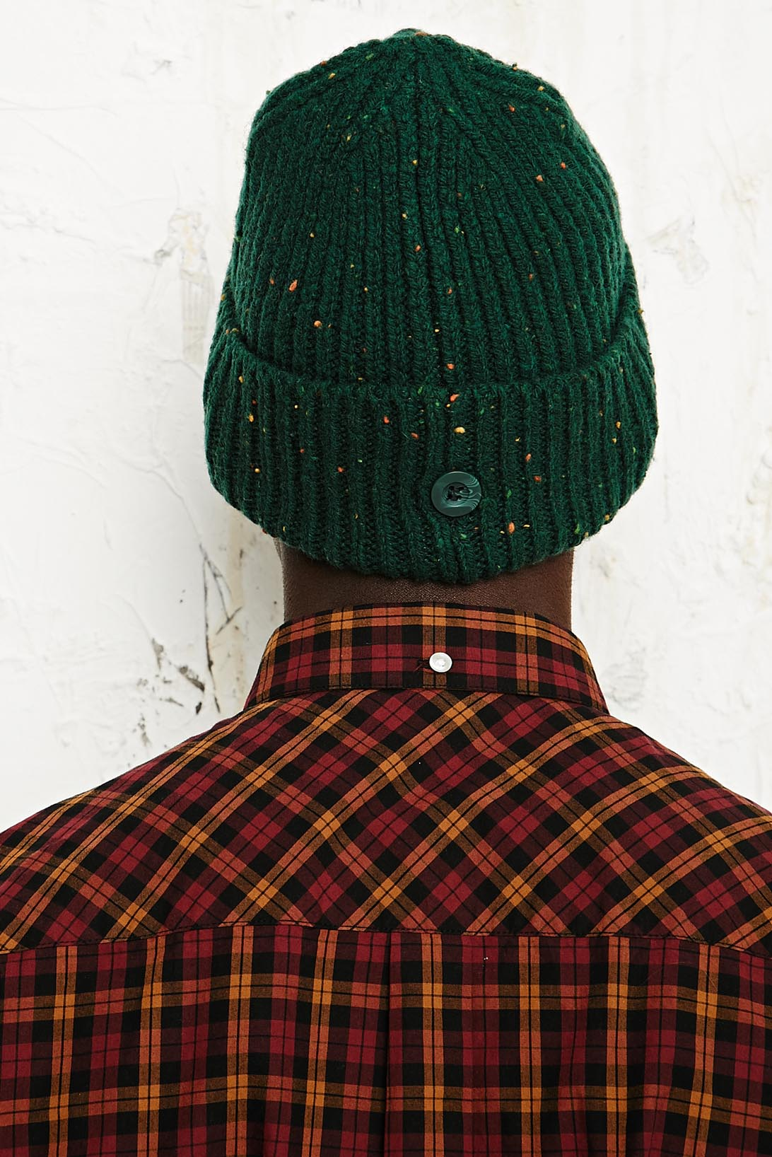 49c7fa431 Carhartt Anglistic Beanie Hat in Green for Men - Lyst
