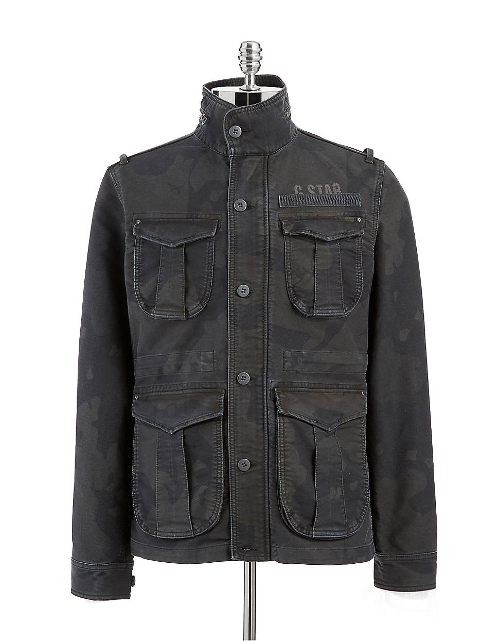 g star jacket size guide