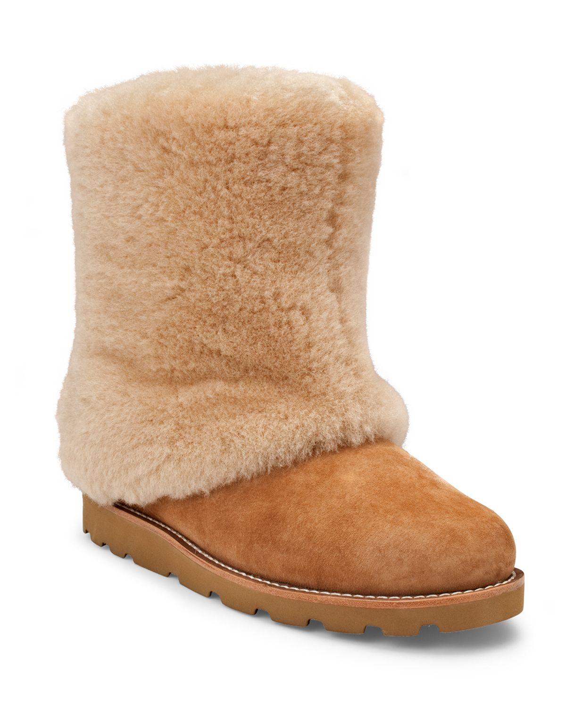 UGG dakota mocassin mouton pantoufles