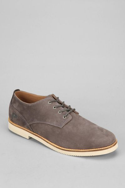 Urban Outfitters Oxford Shoe In Gray For Men (GREY) | Lyst