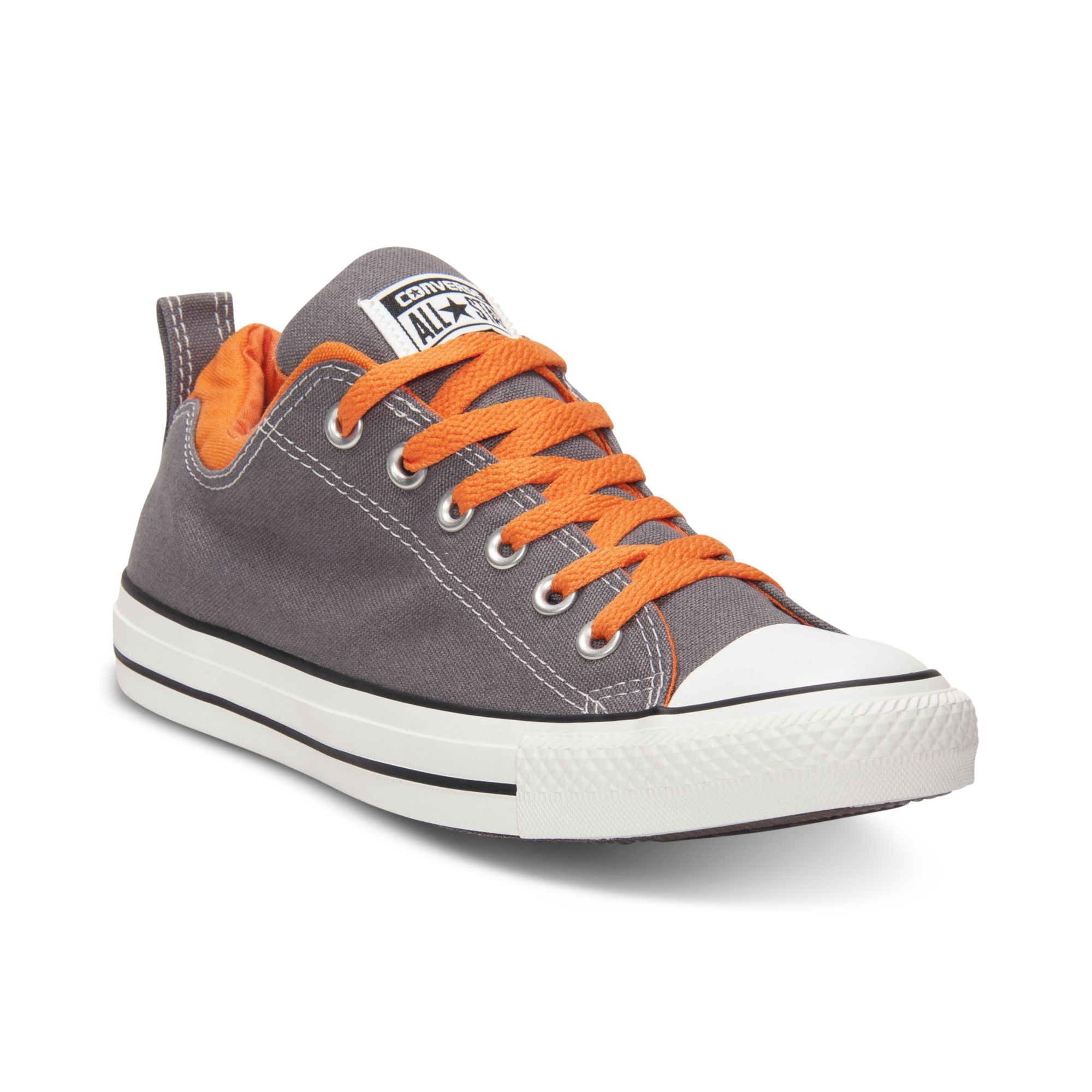 4f3c331ff82a Converse - Gray Chuck Taylor Dual Collar Low Casual Sneakers for Men - Lyst