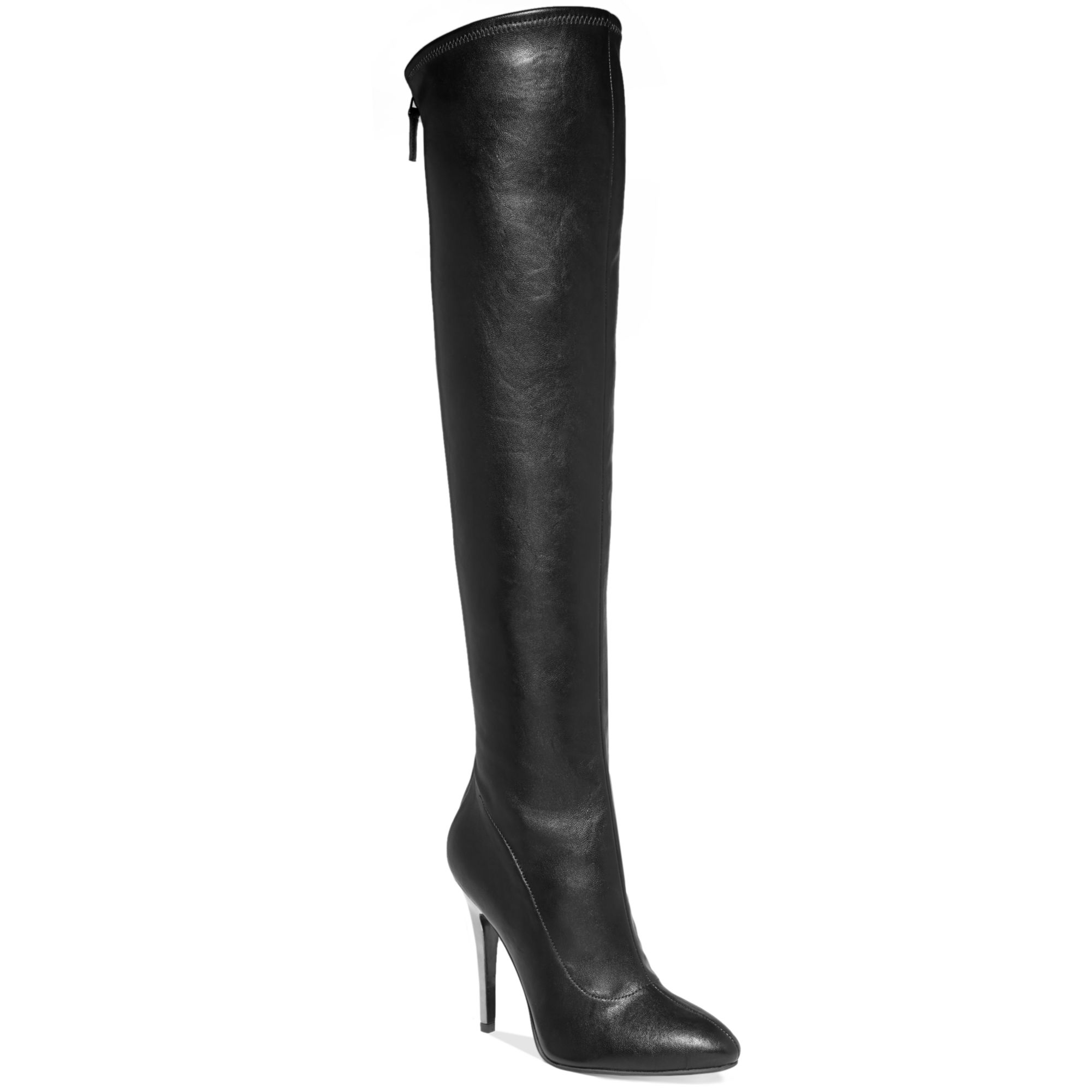 Bodycon dress knee high boots nine west cato