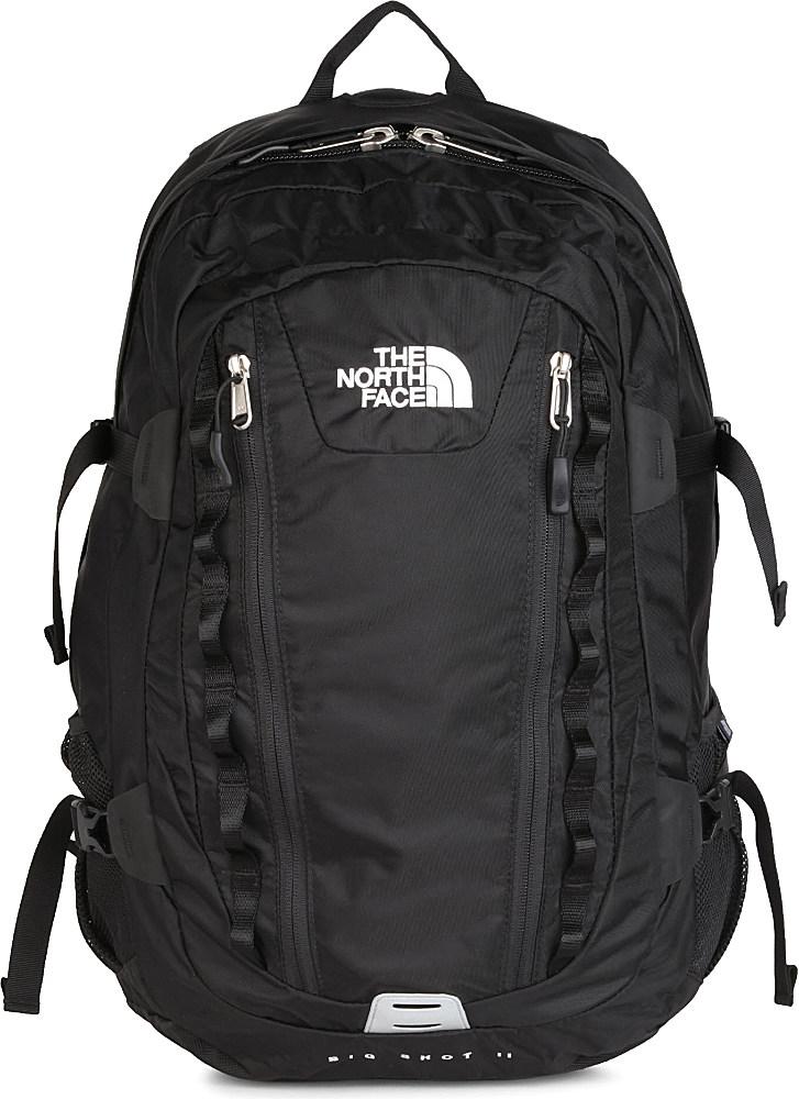 073847a75 The North Face Black Big Shot Ii Laptop Backpack for men