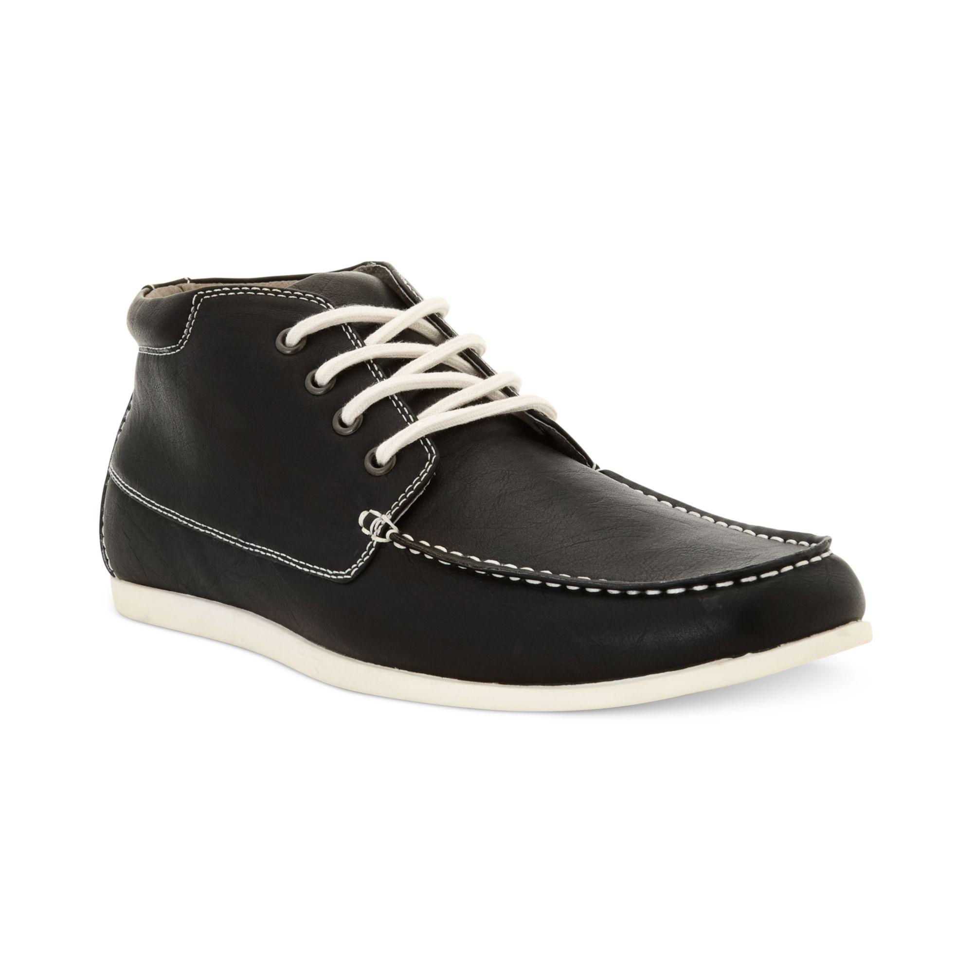 Lyst - Steve Madden Shoes in Black for Men