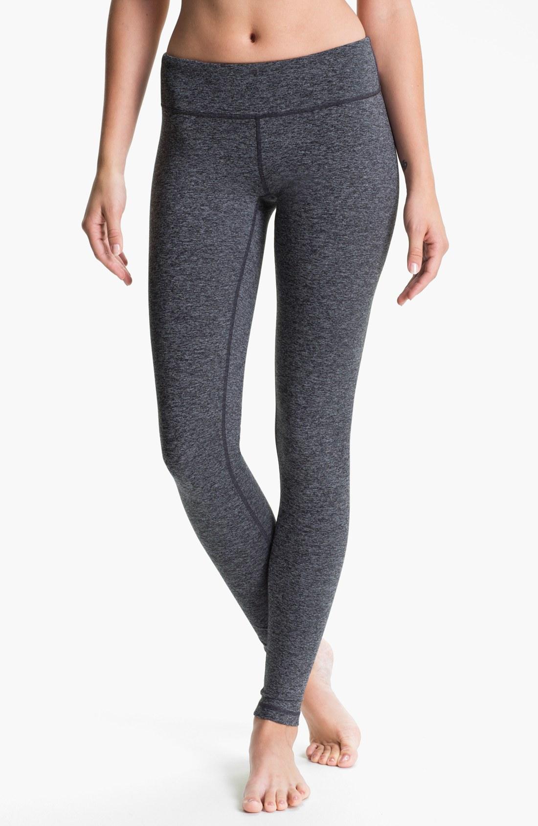 comfortable leggings for fitness exercise