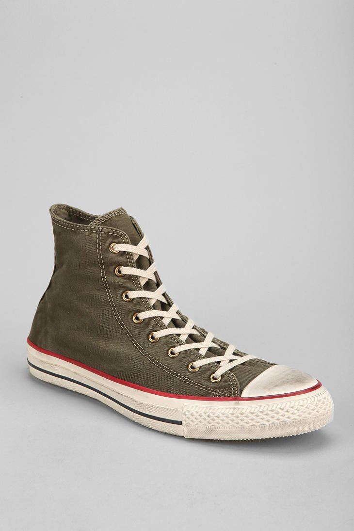 Urban Outfitters Converse Chuck Taylor All Star Washed