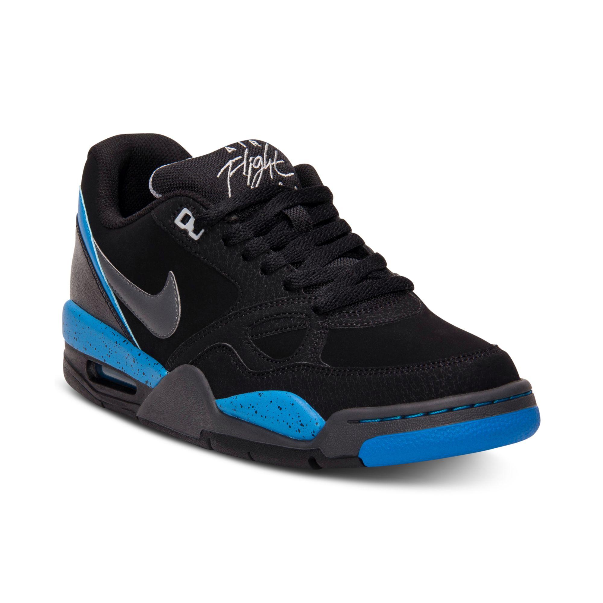 Nike Flight 13 Low Basketball Sneakers