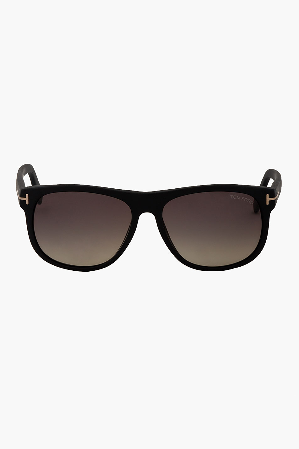 tom ford matte black olivier sunglasses in black for men. Black Bedroom Furniture Sets. Home Design Ideas