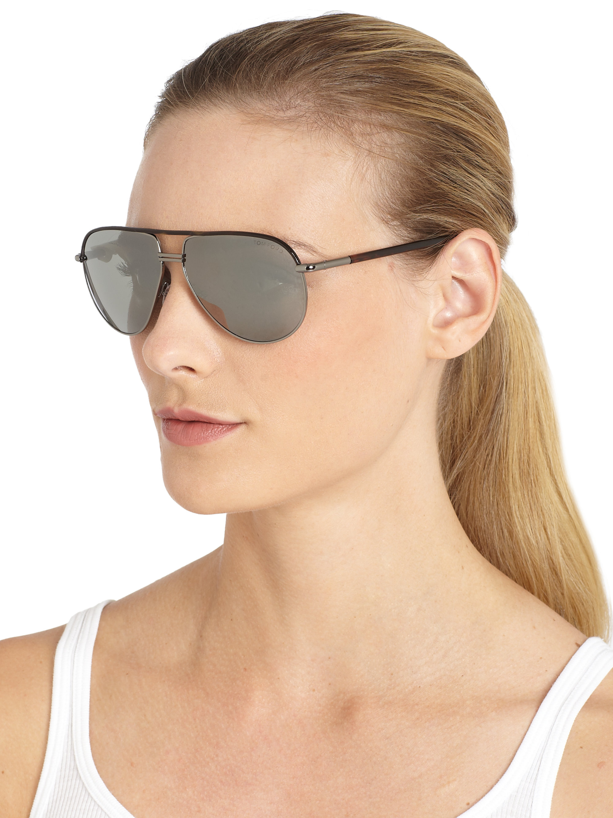 386c348c24 Tom Ford Cole Polarized Sunglasses