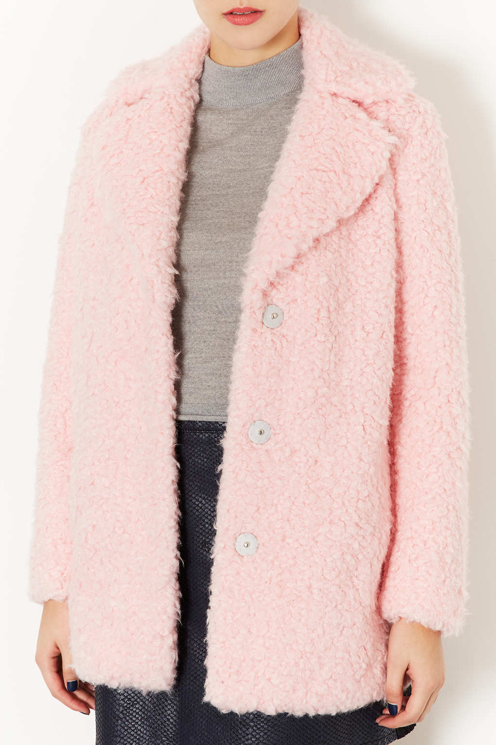 Free shipping and returns on Women's Pink Wool & Wool-Blend Coats at appzdnatw.cf