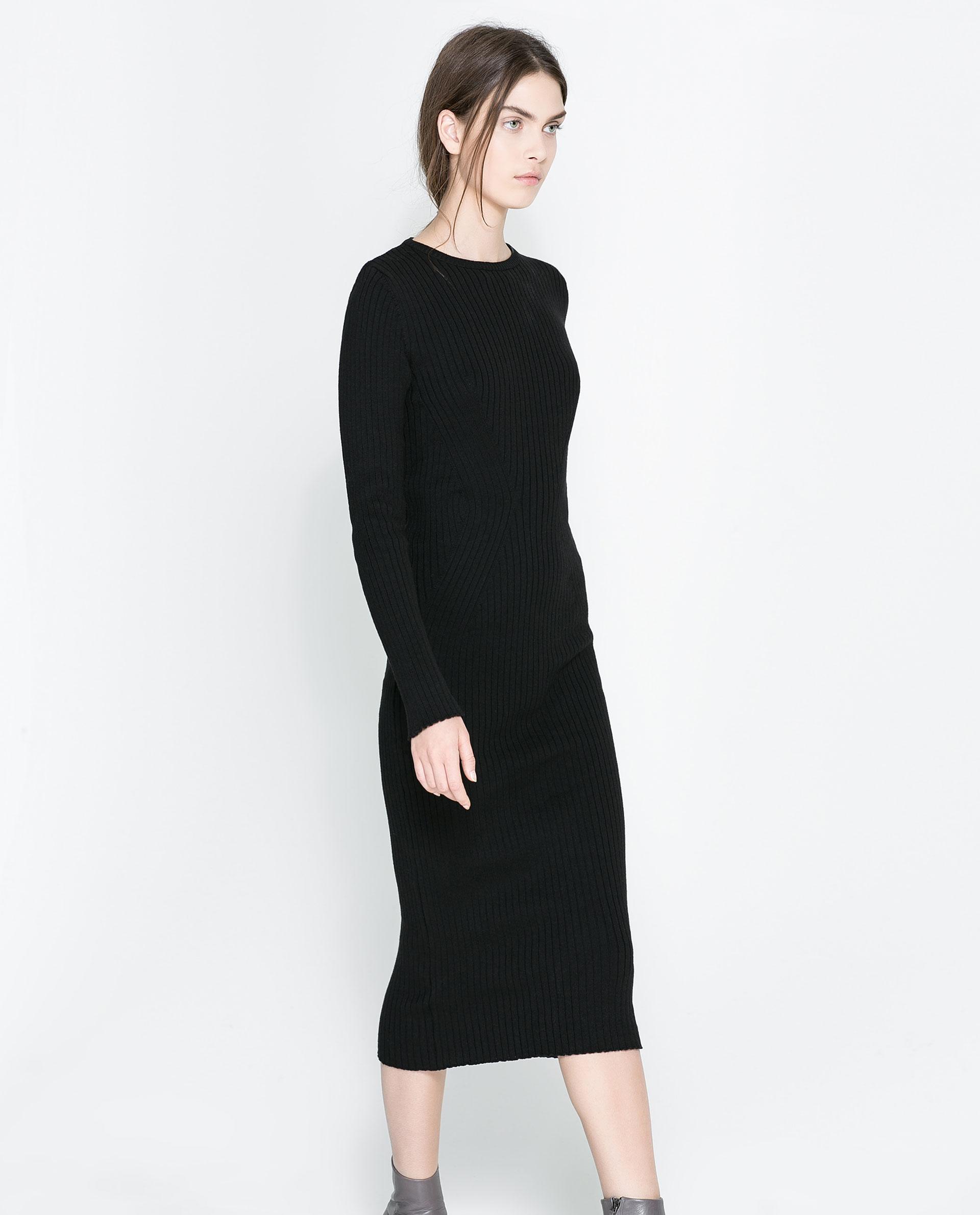 6613ccb39d52 long sleeve maxi dress zara | ivo hoogveld
