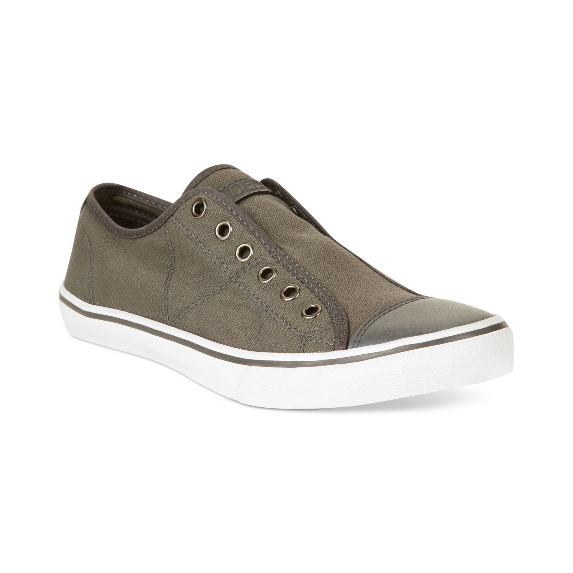 Guess Mickey Sneakers in Gray for Men (Light Grey) | Lyst