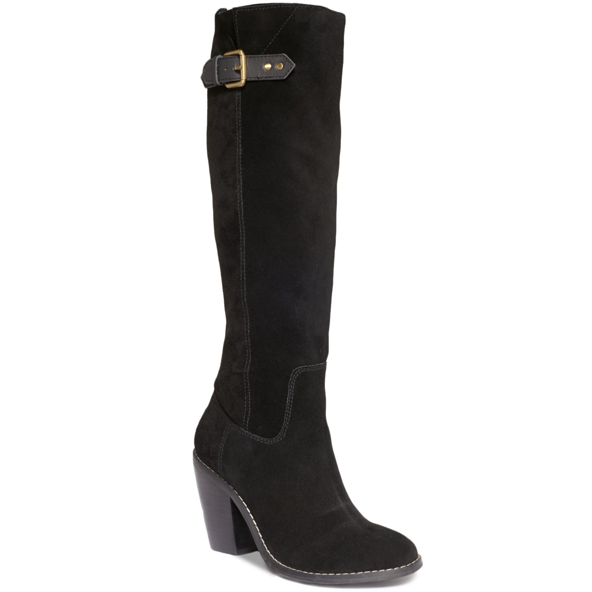 Kelsi Dagger January Tall Dress Boots In Black Lyst