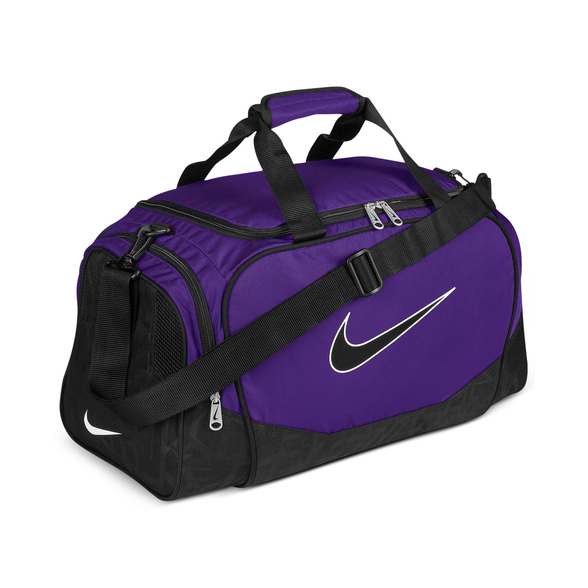 f3d06f3cc33f Well-liked Lyst - Nike Small Duffle Bag in Purple for Men AR06