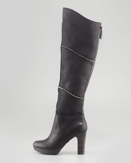 uggs high heel boots