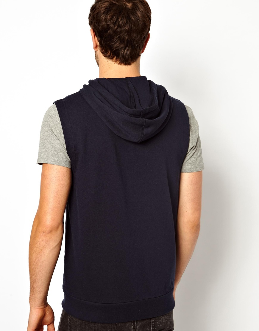 Shop for BLUE S Sleeveless Kangaroo Pocket Hoodie Dress online at $ and discover fashion at theotherqi.cf Cheapest and Latest women & men fashion site including categories such as dresses, shoes, bags and jewelry with free shipping all over the world.