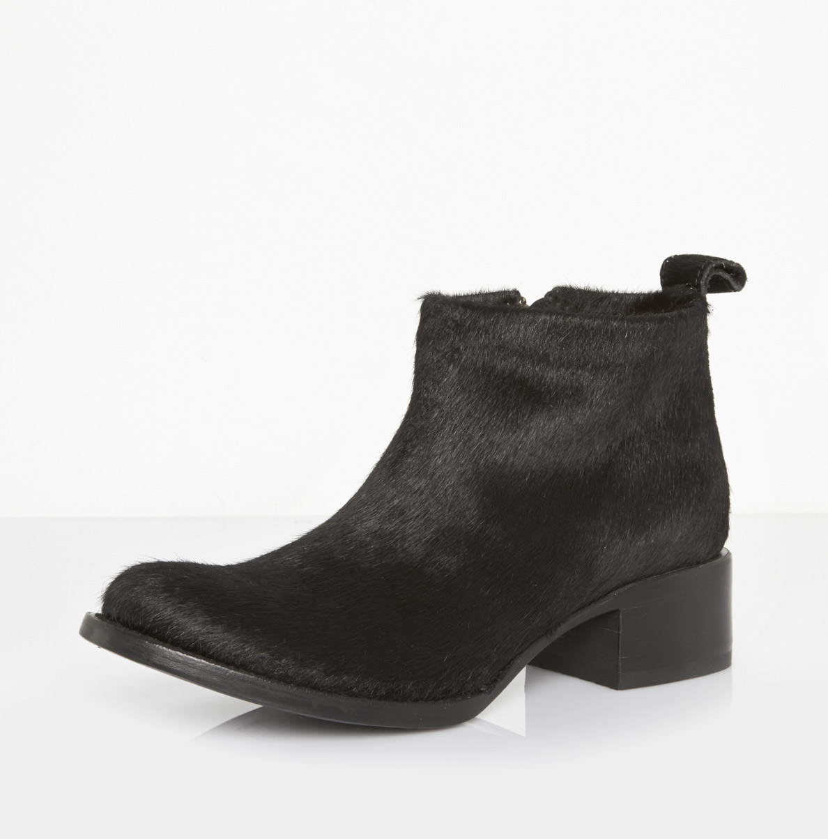 Elizabeth and james Ava Boots in Black | Lyst