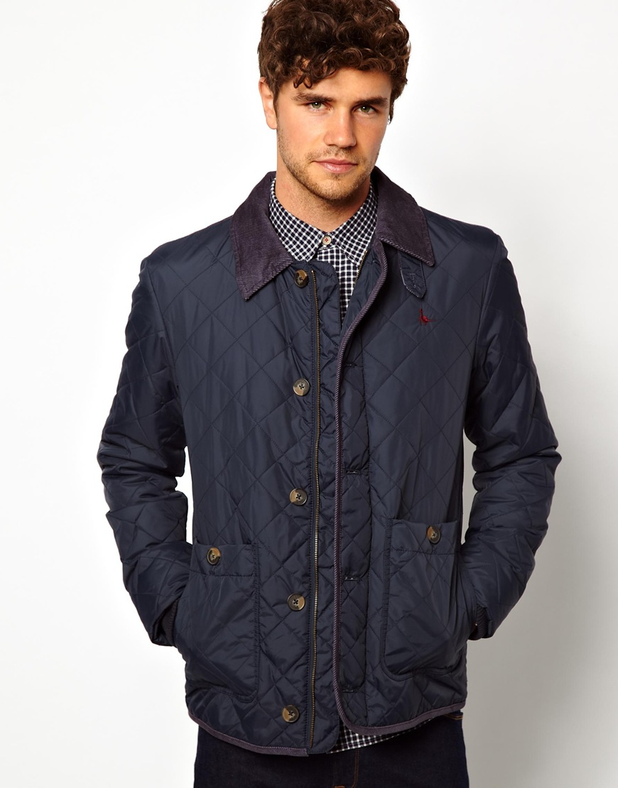 high quality the best attitude online for sale Quilted Jacket