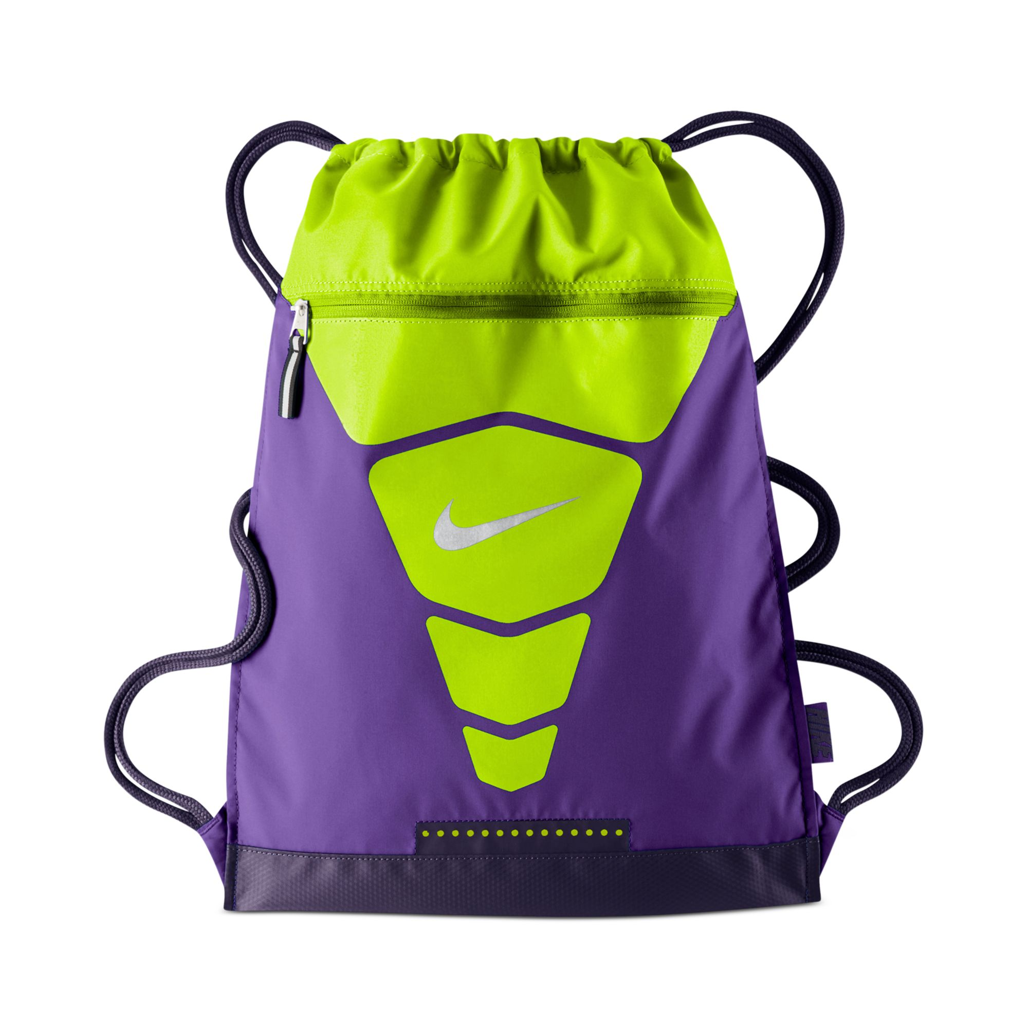 ca1f247e3fb6 Lyst - Nike Vapor Gym Sack in Purple for Men