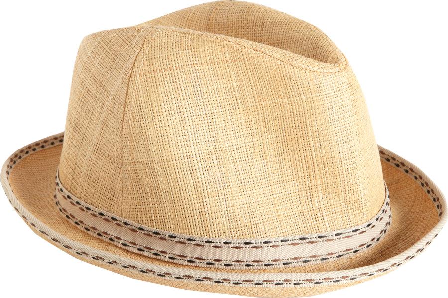 2c555e3d194 Lyst - Paul Smith Raffia Trilby Hat in Natural for Men