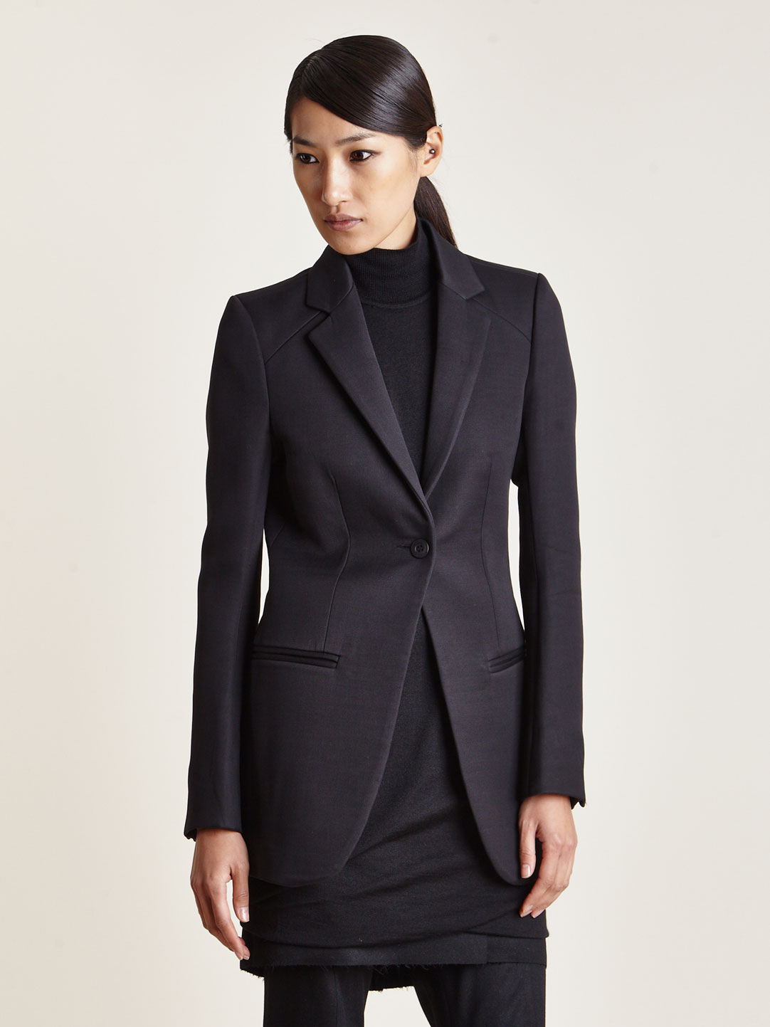 Collection Womens Long Blazer Pictures - Reikian