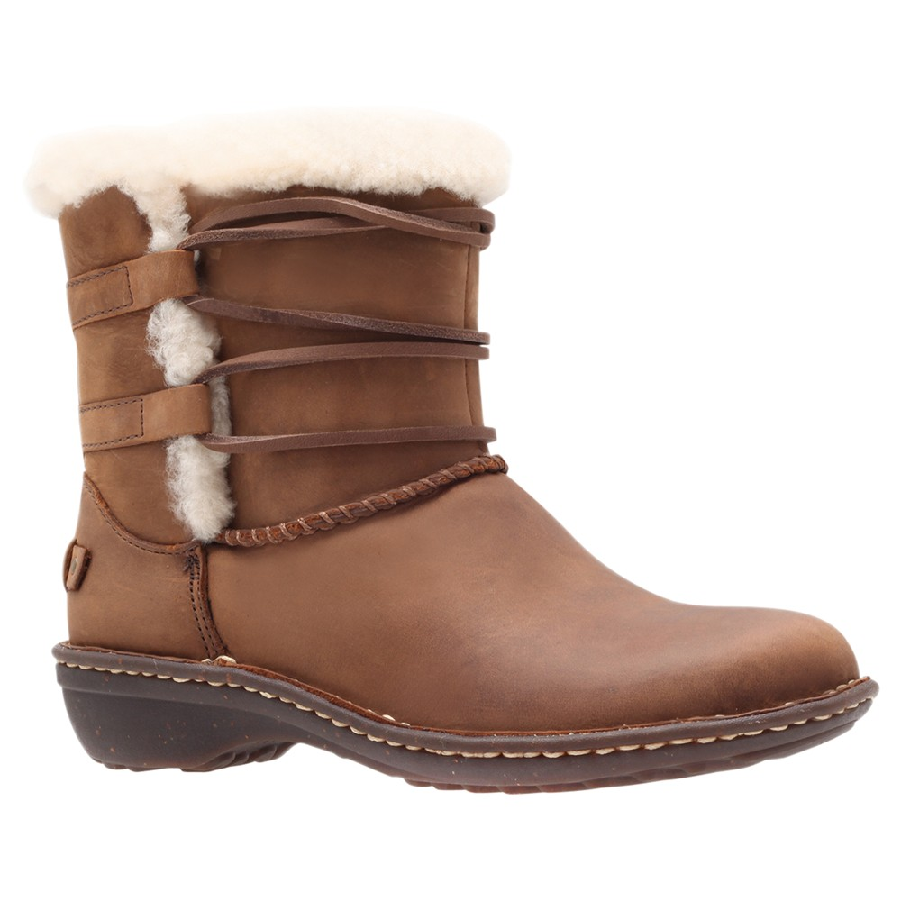 Free shipping BOTH ways on womens brown leather boots, from our vast selection of styles. Fast delivery, and 24/7/ real-person service with a smile. Click or call